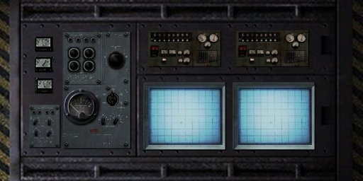 Control panel textures